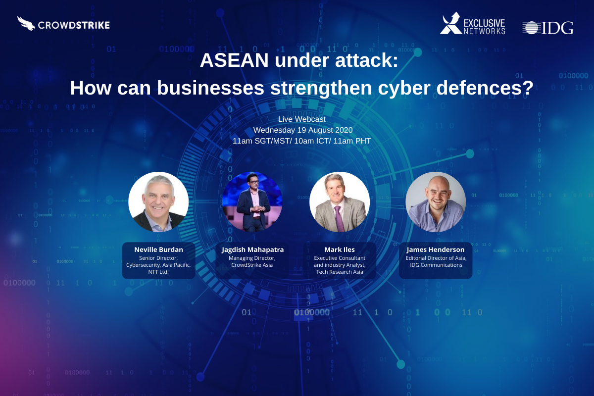 ASEAN under attack: How can businesses strengthen cyber defences?